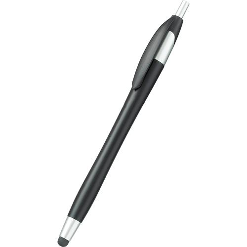 デュアルライトタッチペン ブラック