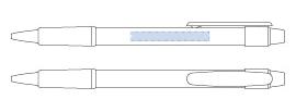 スカッシュボールペン デザインスペース
