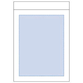 リサイクルA6メモパッド デザインスペース