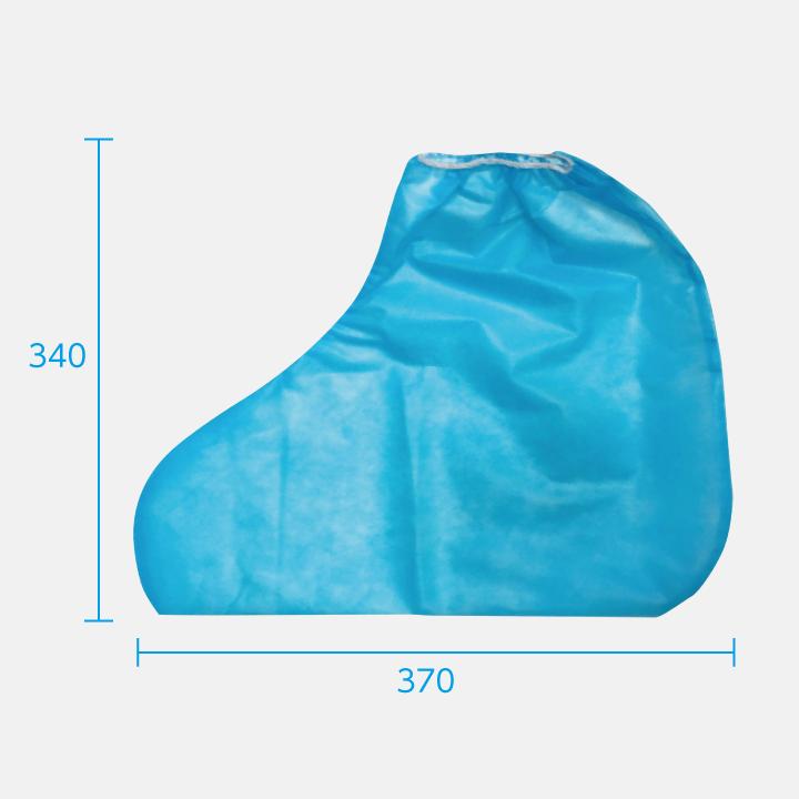飛沫防止対策用 使い捨てシューズカバー TYPE-B サイズ